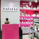 """Кассовая стойка. Магазин обуви """"FARLENA"""""""