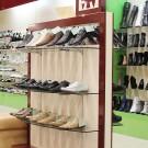 "Островная стойка. Магазин обуви ""Дуэт"" ОМ Параход"