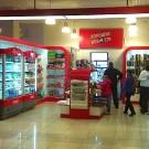 """Входная группа Магазин """"Хорошие новости"""" аэропорт Кольцово"""