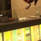 Витрины из стекла с УФ склейкой